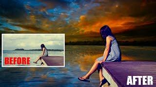 preview picture of video 'EDIT FOTO TERBARU SUPER KEREN - EDIT FOTO KEKINIAN - EDIT FOTO PICSAY PRO'