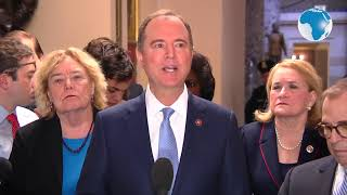 Schiff: Senate chief's rules 'don't prescribe a process for a fair