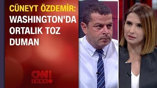 Cüneyt Özdemir baş döndüren trafiği yorumladı: Barış Pınarı - Trump'ın mektubu - Halkbank davası