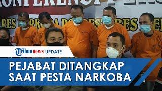 3 Oknum Pejabat Aceh Tenggara Ditangkap saat Pesta Narkoba, 1 di antaranya Pernah Positif Covid-19