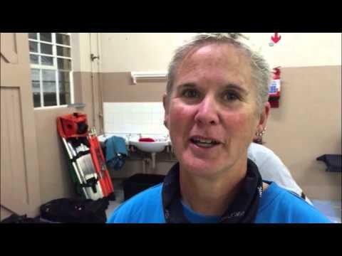Vidéo de lexercice pour les pieds de la varicosité