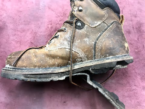 !resole & restore! !timberland boots! tay shoerepair charlotte