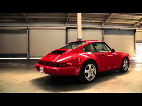 1994 Porsche 911 Carrera 4 Up Close & Personal