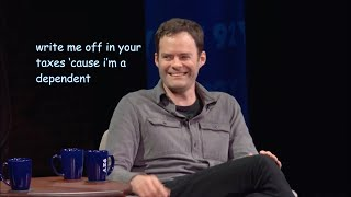 Bill Hader Moments That Live In My Head Rent Free