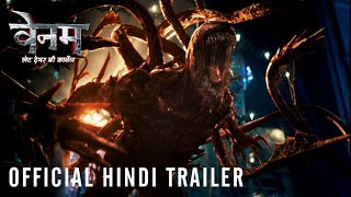 VENOM: LET THERE BE CARNAGE - Official Hindi Trailer (HD) - THE