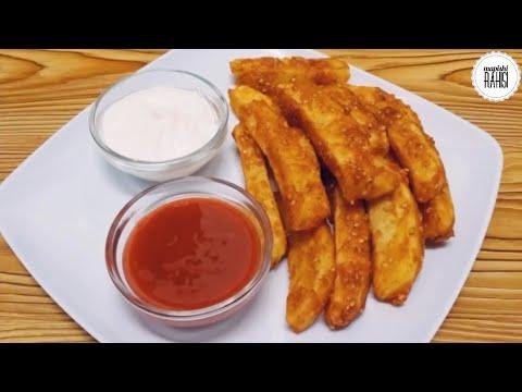 Jinsi ya kupika potato wedges – Mapishi rahisi