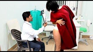 Crazy Doctor || पहले इजेक्शन ठोका और फिर | Full Entertainment | Comedy 2017 | Chhotu Comedy