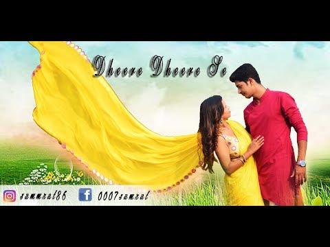 Dheere Dheere Se Cover By Swapneel Jaiswal Cute Love Story Heart Touching Love Story