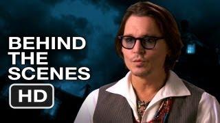 "Фильм ""Мрачные тени"", ролевая игра., Dark Shadows Behind The Scenes (2012) Tim Burton, Johnny Depp Movie"