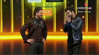Sharukh khan insult rajkumar rao flimfare award