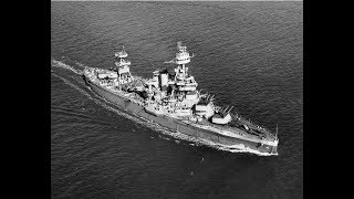 USS Texas - 104 years old and still going