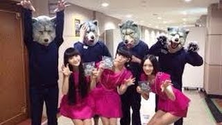 Perfume + MAN WITH A MISSION  「distance」[MAD]
