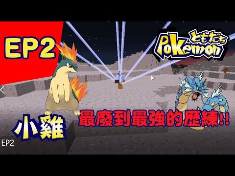 pokemon朋友們共同的經歷 從最廢到最強