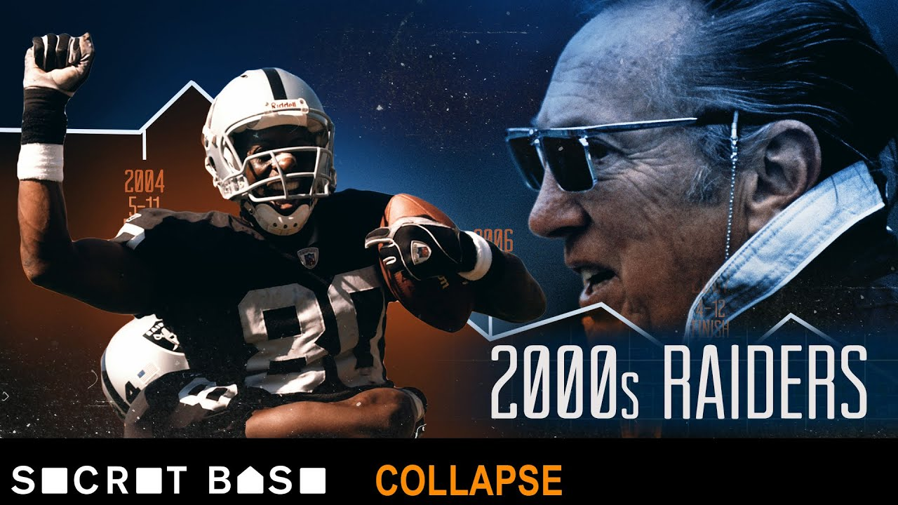 How the Raiders' obsession with success led to prolonged failure thumbnail