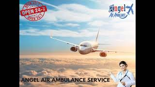 Pleasant Air Ambulance Services in Bhopal with the best medical team