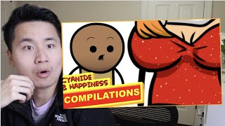 First Time Watching--Cyanide & Happiness Compilation - #29  Reaction