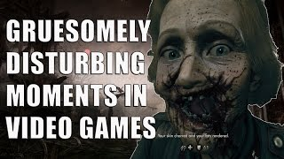 15 Disturbing Moments In Video Games That You Wouldn
