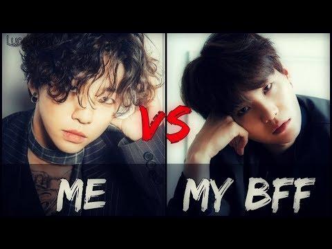 KPOP Preferences: Me VS My Best Friend