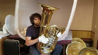 Miraphone Tuba Playtest