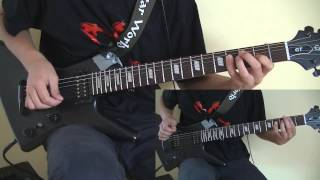 ||HD|| Anti Flag - Underground Network (guitar cover)