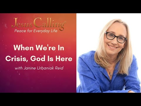 When We're in Crisis, God is Here with Janine Urbaniak Reid