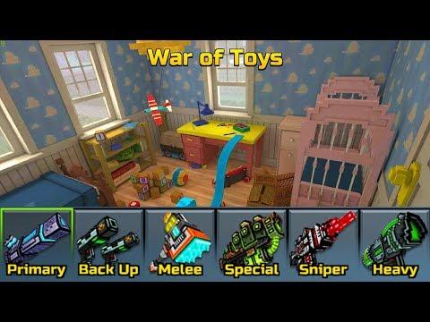 New Map & Best Weapons - Pixel Gun 3D New Update 16.4.0