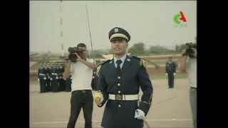 preview picture of video 'Sortie de la 43ème  promotion de l'ESA  de Tafraoui 20/06/2012'