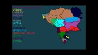 History of the Balkan Peninsula