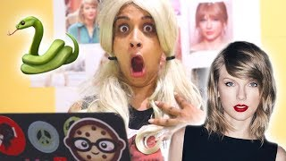 The Time I React To Taylor Swift's New Music (Day 938)
