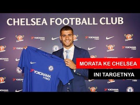 Inilah Target Alvaro Morata Setelah Pindah Ke Chelsea ● Berita Sepak Bola Terbaru