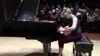Laura Newey performs Sonata no8 op13 in C minor \'Pathetique\'