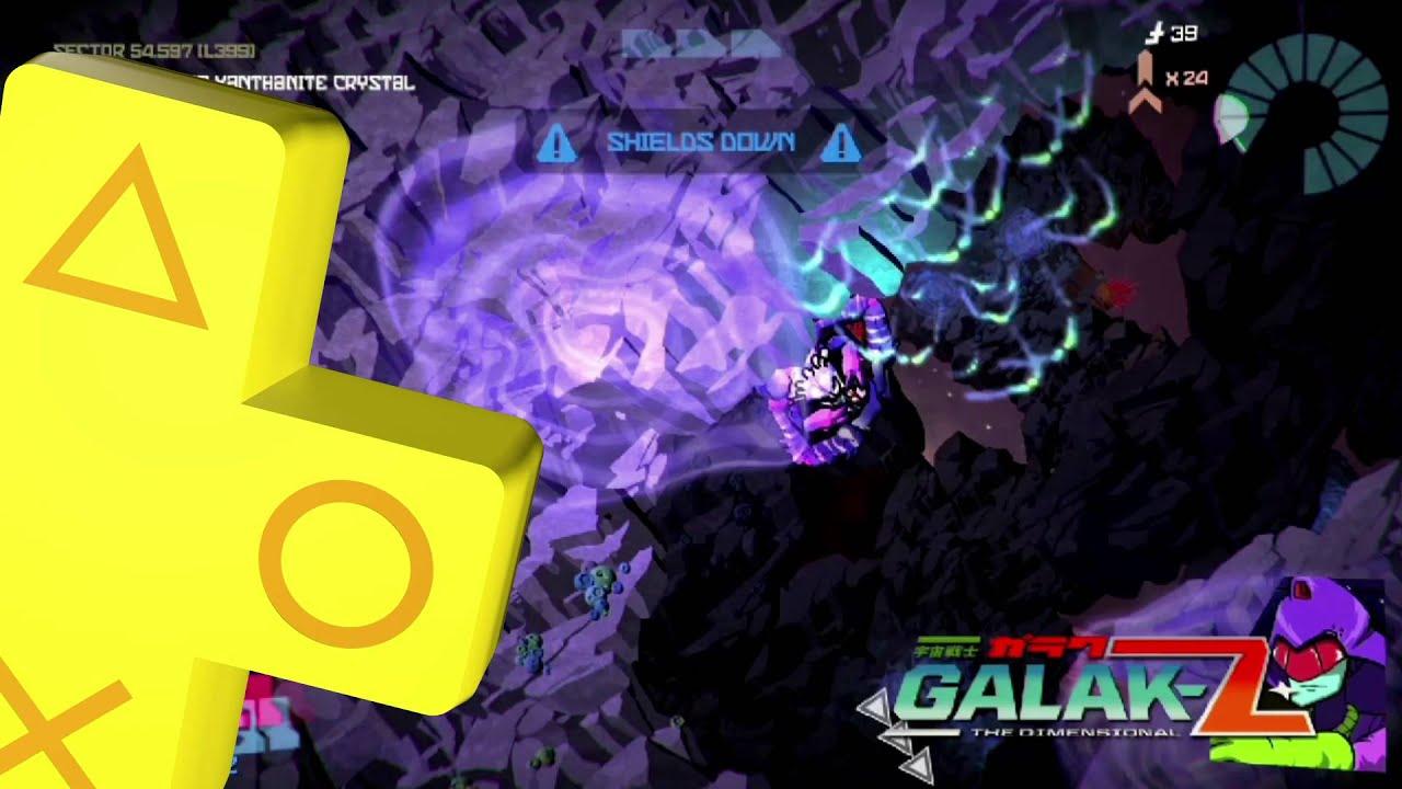 Novedades de PlayStation Plus en marzo: Broforce, Galak-Z y más