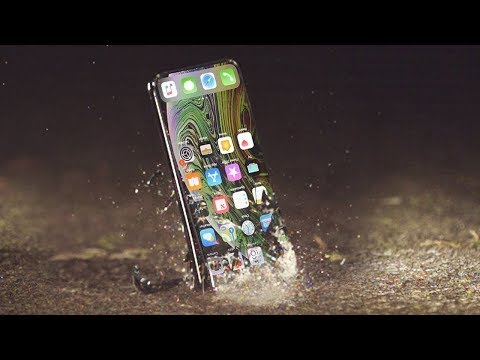 IPhone XS Drop Test Mp3