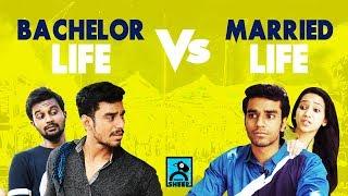 Bachelor Life VS Married Life | Adhu Idhu with Ayaz | Black Sheep