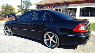 2008 Mercedes-Benz E63 AMG - For Sale - Formula One Imports Charlotte