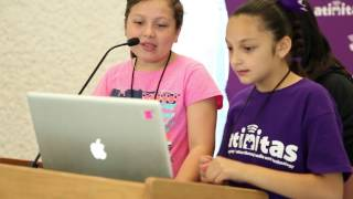 Latinitas empowers girls to create the future!