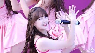 151025 여자친구(GFRIEND) 예린 - ONE @광주 와이즈파크 직캠/Fancam by -wA-
