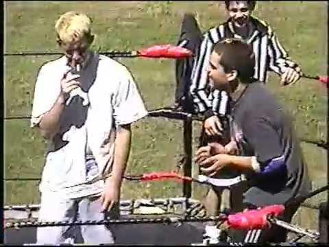 FWF Wrestling Classic Backyard Wrestling