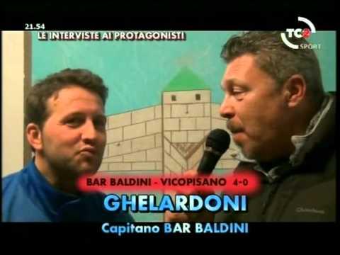 Preview video BAR BALDINI - A.C. VICOPISANO 4 - 0