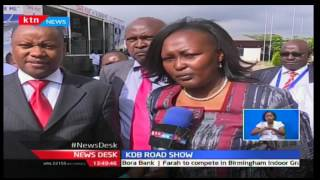 KTN Newsdesk 7th December 2016 - [Part 2] - KDB on road to sensitize Kenyans over milk consumption