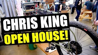 The Chris King Open House by Path Less Pedaled