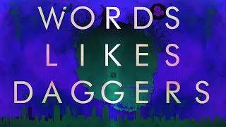 "The Animal In Me - ""Words Like Daggers"" (Album Stream 6 of 10)"