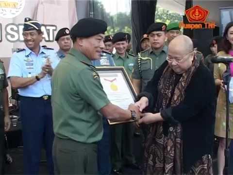 REKOR MURI UNTUK PANGLIMA TNI