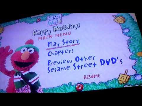 Download Elmos World Happy Holidays Footage 3gp Mp4