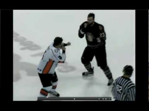 David Simoes vs. Mitch McColm