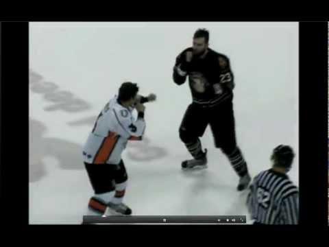 David Simoes vs. Mitch McColm