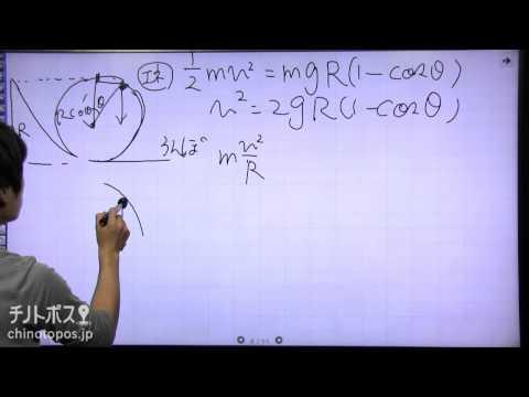 マギーのわくわく物理ランド part8(円運動②)