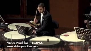 Symphony No.  9, Beethoven.  Timpani Excerpts