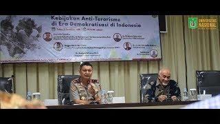 Universitas Nasional – Seminar Anti Terorisme di UNAS