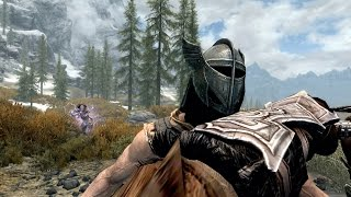 Skyrim PS4 Mods: More Decapitations, Blood, & Kill Moves